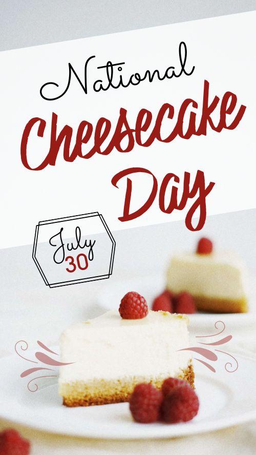 Cheesecake FB Story