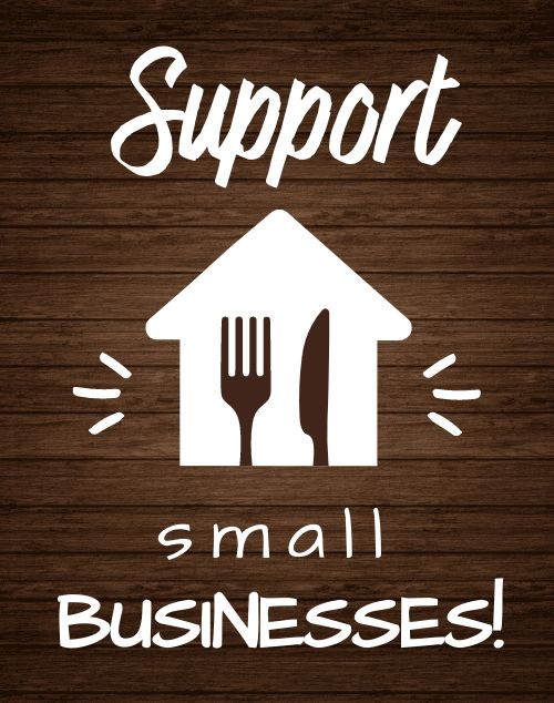 Small Businesses Poster
