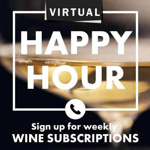 Online Happy Hour Instagram Post