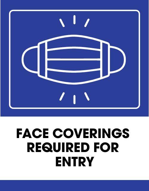 Face Mask Announcement