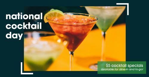 Cocktail Facebook Update