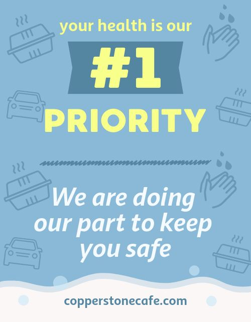 Safety Priority Flyer