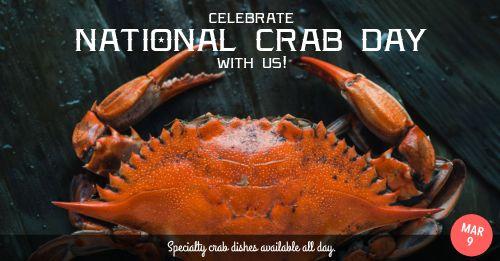 Crab Facebook Post