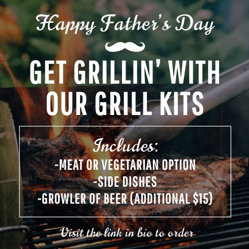 Fathers Day Grilling Instagram Post