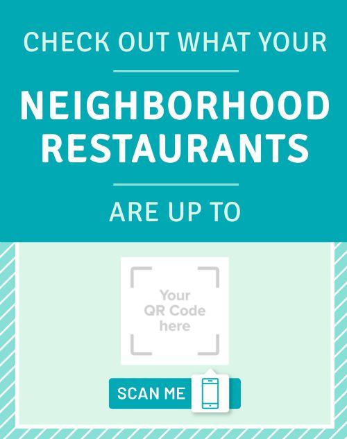 Neighborhood Sandwich Board