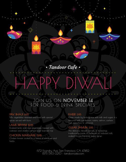 Diwali Announcement
