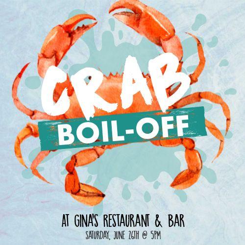 Crab Boil Instagram Update
