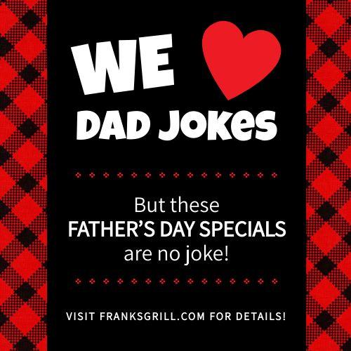 Fathers Day Specials Instagram Update