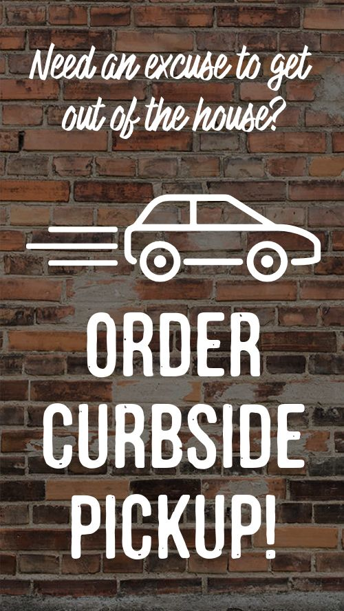 Curbside Facebook Story