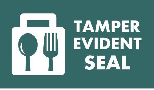 Tamper Proof Food Sticker