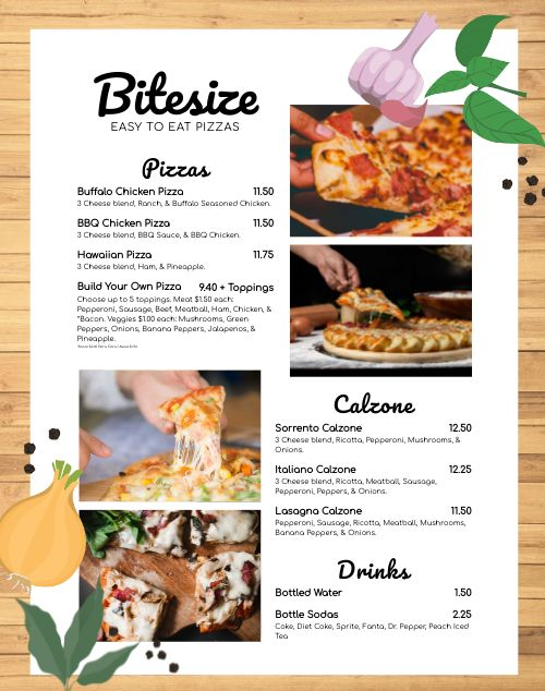 Pizza Truck Poster