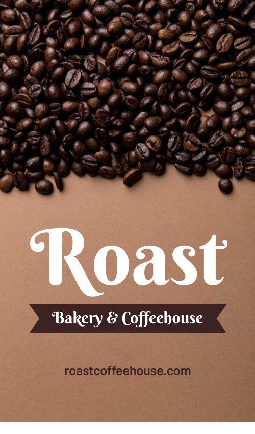 Coffeehouse Sticker