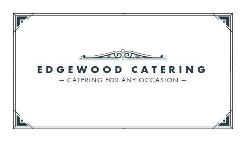 Basic Catering Business Card