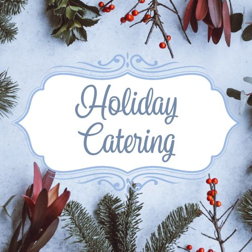 Holiday Catering Instagram Post