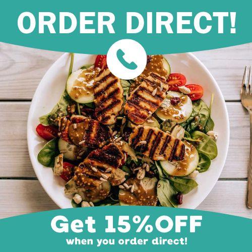 Order Direct Info Instagram Post