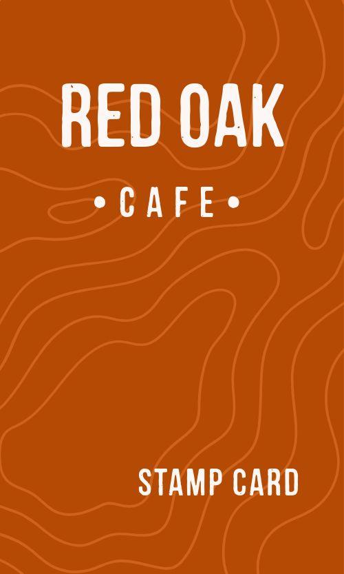 Cafe Value Card