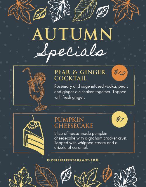 Autumn Flyer