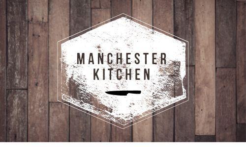 Wood Kitchen Business Card
