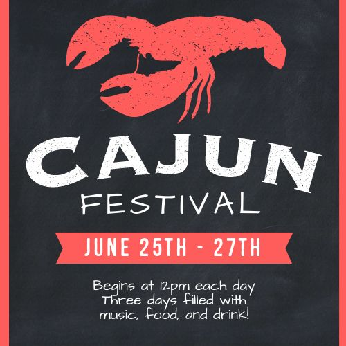 Cajun Festival Instagram Update