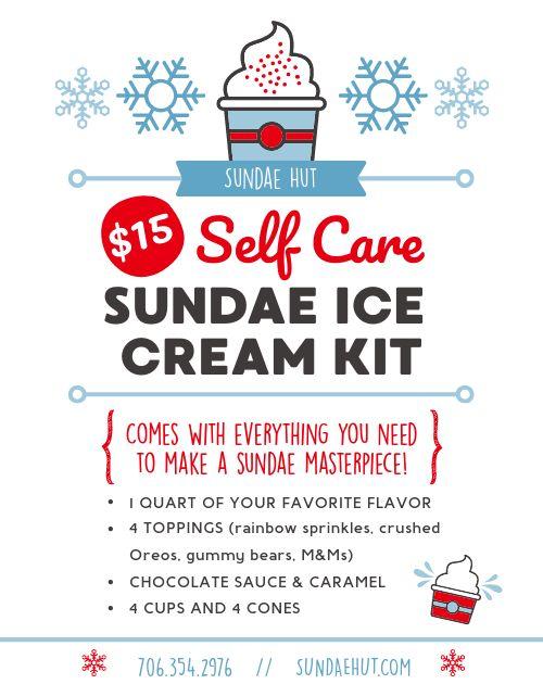 Ice Cream Kit Flyer