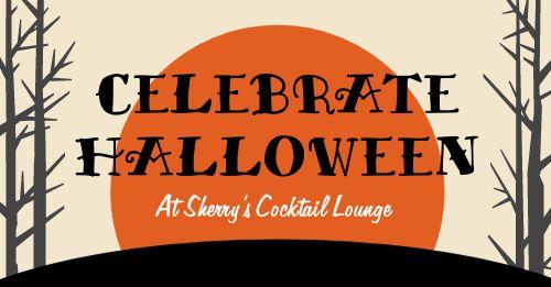 Celebrate Halloween Facebook Post
