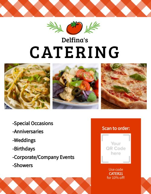Catering Promo