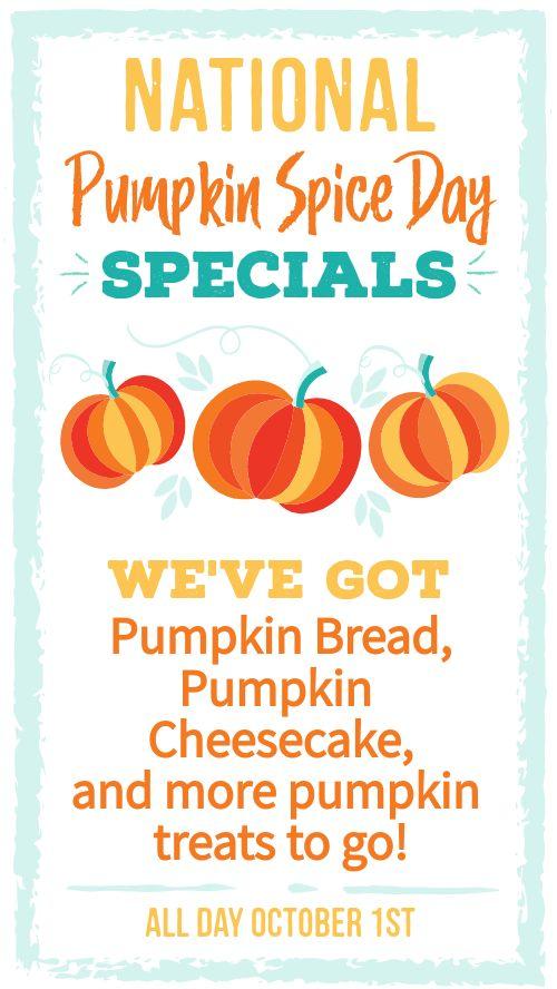 Pumpkin Spice Facebook Story