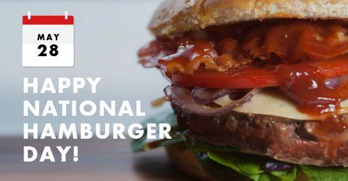 Hamburger Facebook Update