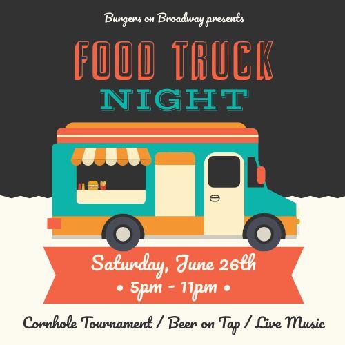 Food Truck Instagram Update