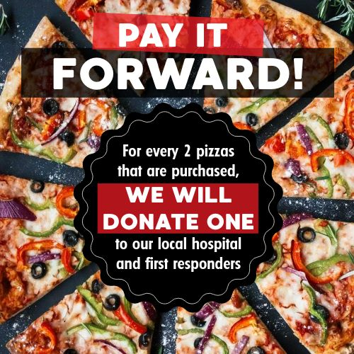 Pay It Forward Instagram Post