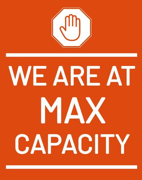 Max Capacity Sandwich Board