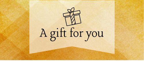 Golden Gift Certificate