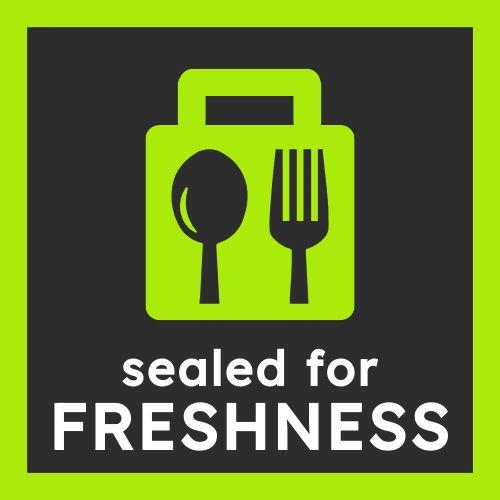 Freshness Safety Sticker