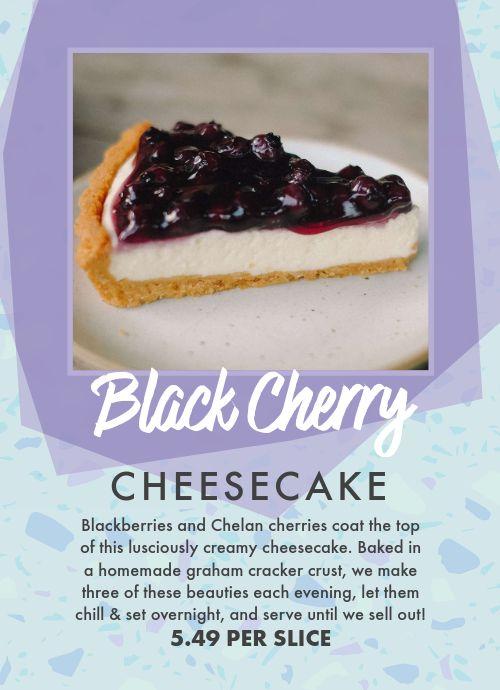 Cheesecake Tabletop Insert