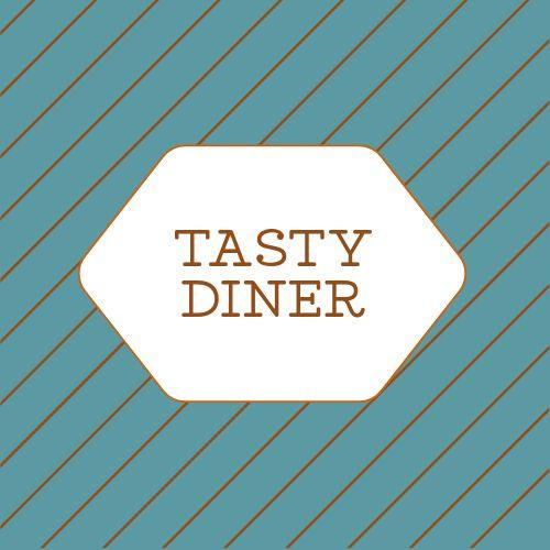 Tasty Diner Business Card