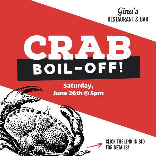 Crab Boil Instagram Post
