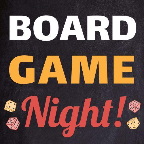 Game Night IG Post