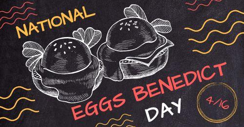 Eggs Benedict Facebook Post