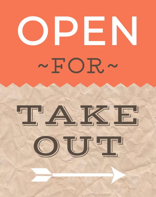 Open To Go Sidewalk Board