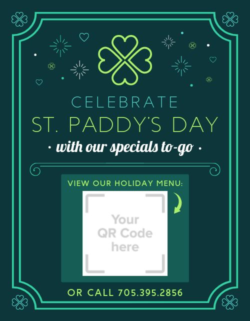 St Paddys Day Sign