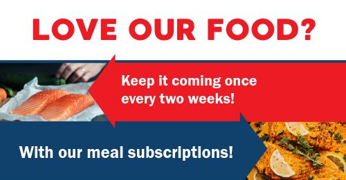 Meal Plan Facebook Post