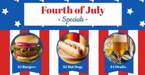 Fourth of July FB Update