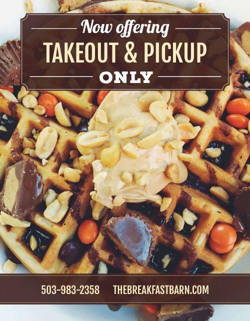 Breakfast Takeout Flyer