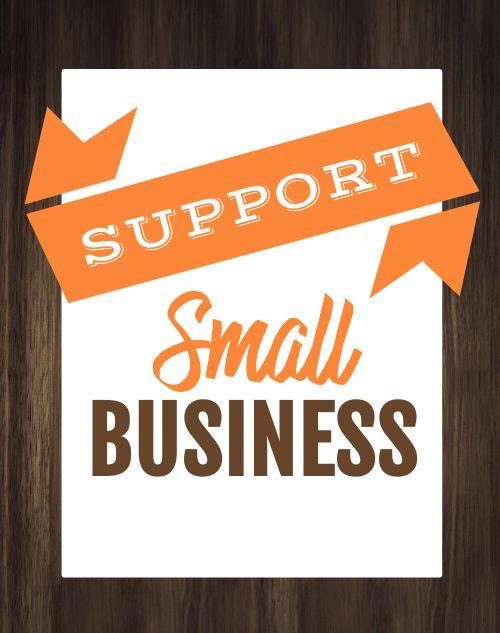 Small Business Sandwich Board