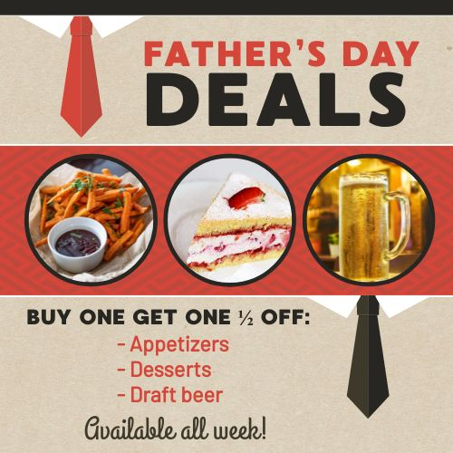 Fathers Day Deals Instagram Update