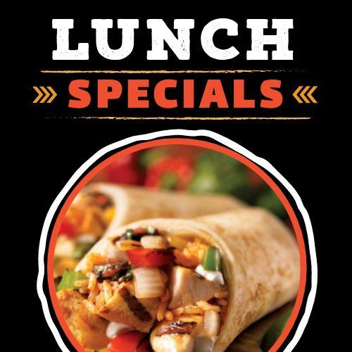 Lunch Specials IG Post