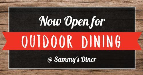 Outdoor Dining Facebook Update