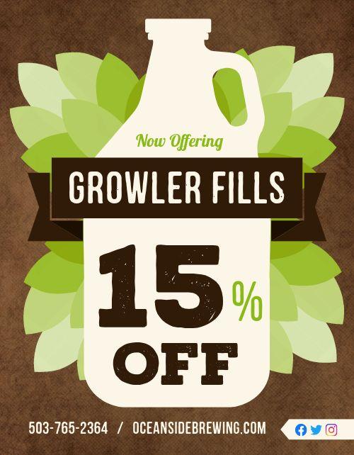 Growler Flyer