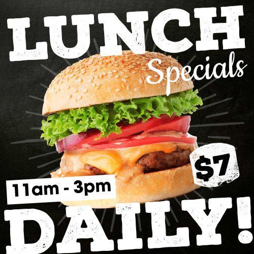 Lunch Specials Instagram Update