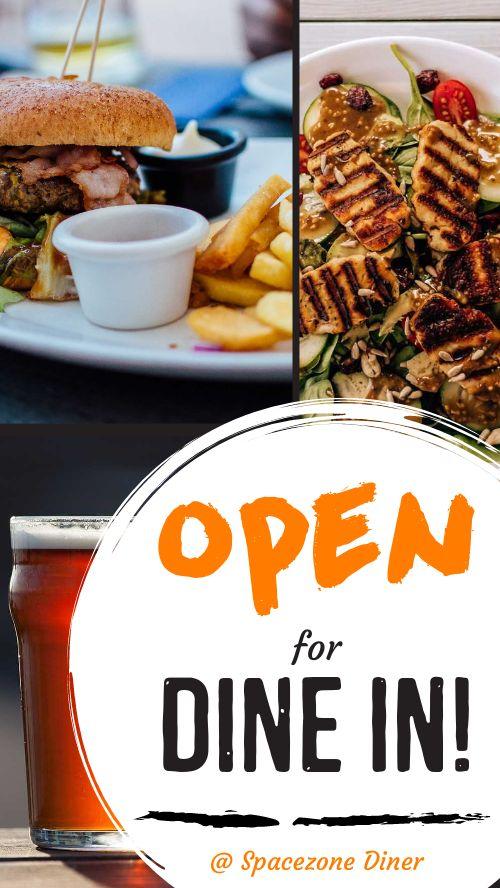 Open Diner Facebook Story